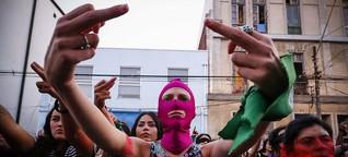 Feministischer Protest aus Chile: Von Valparaiso in die Welt