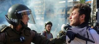 Chile: Piñera wegen Verstößen gegen Menschenrechte angeklagt - DER SPIEGEL - Politik
