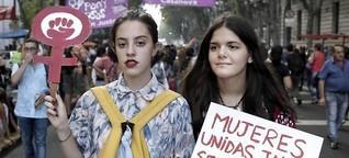 Philosophin Cinzia Arruzza - Forderung nach einem Feminismus für die 99 Prozent