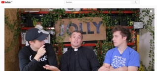 DLF: Anglikanischer Youtube-Priester