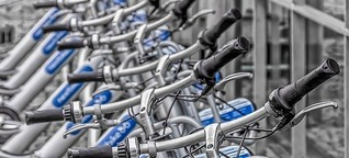 Selbstfahrende E-Bikes