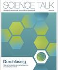 Science Talk - Impulse für Wissenschaft, Wirtschaft und Gesellschaft