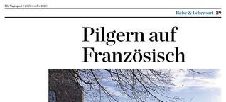 Pilgern auf Französisch