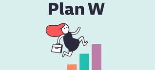 Süddeutsche Zeitung: Plan W Podcast: Frauen & Finanzen – Ein 101 für mehr Geld