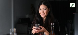 Mariko Schmitz - Sommeliere für den Champagner Japans