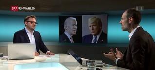 #SRFglobal - Die Welt mit Joe Biden (oder doch Donald Trump?) - Play SRF