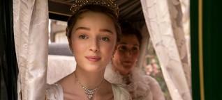 """""""Bridgerton"""" bei Netflix: Als hätte Jane Austen """"Gossip Girl"""" geschrieben"""