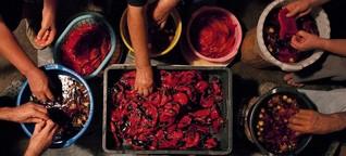Paprika-Aufstrich Ajvar: Das rote Herz des Balkans