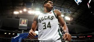 SPIEGEL ONLINE: Basketball-Star Giannis Antetokounmpo ist Griechenlands neuer Held