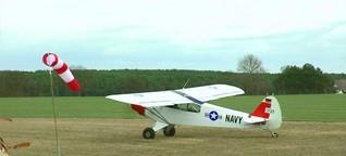 Umstrittener Dorf-Flugplatz für Ex-Flughafenchef rückt näher