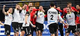 Sensation in Ägypten - Schweizer Handball-Nati gewinnt WM-Auftaktspiel