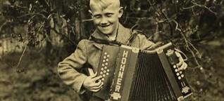 Das Weltkriegsende: Musik für Schokolade