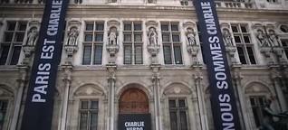 arte Metropolis I Metropolenreport:  Paris nach Charlie Hebdo