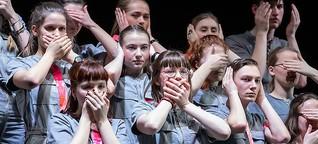 """Theater der Jungen Welt - """"Teenage Widerstand"""""""