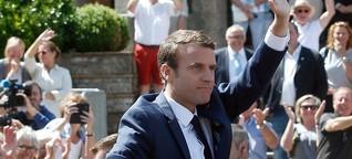 ZAPP Schwierige Beziehung: Macron und die Medien