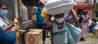 Oxfam: Pandemie droht soziale Ungleichheit zu verschärfen