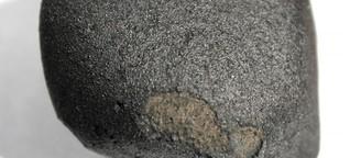 Ältestes Wasser im Sonnensystem: Was ein Meteorit aus Flensburg verrät | BR.de