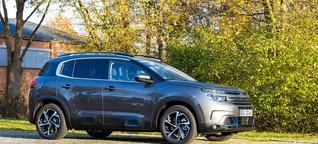 """Citroën C5 Aircross Hybrid: """"Silent Urban Vehicle"""" oder nur ein weiteres PHEV-SUV? - electrive.net"""