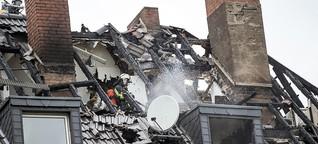 Hausbrand in Duisburg: Welche Rolle spielte Wärmedämmung?