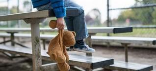 Sexuelle Übergriffe unter Kindern: Was tun, wenn es meinem Kind geschieht?