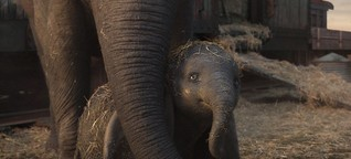 Dumbo: Tim Burtons Neuverfilmung im Check