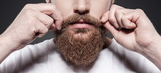Movember: Zeigt her eure Bärte!