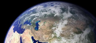 Erdrotation: Warum die Erde sich nun schneller dreht - WELT