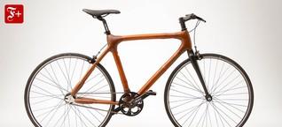 Nachhaltige Fahrräder: Das gute Gewissen fährt mit