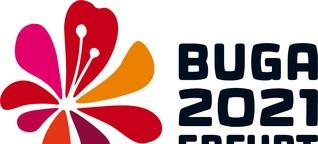 Wie das BUGA-Logo wuchs