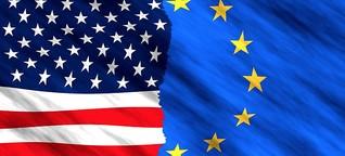 Europa und die USA - Trumps schwieriges transatlantisches Erbe