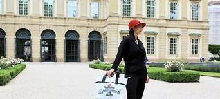 Interview mit Ronja Scherzinger, Founder & CEO von FashionTouri