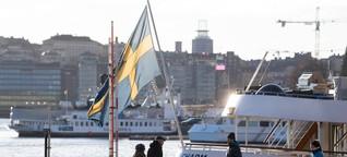 Schwedens Sonderweg: Alles anders