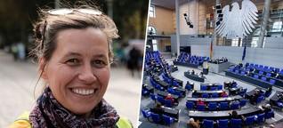 Franka Kretschmer will als Parteilose in den Bundestag