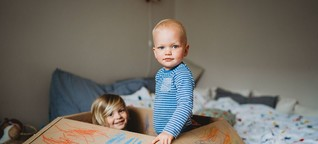 Einsamkeit statt Babykurse: Elternzeit im Lockdown