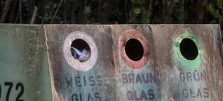 Die Grünen: Neoliberalismus mit konsequenter Mülltrennung?