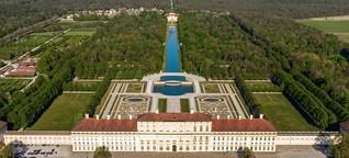 Schleißheim statt Nymphenburg