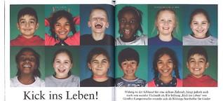 Für das Magazin WERTE der Deutschen Bank