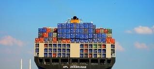 Biokraftstoffe für die Schifffahrt