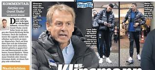 Jürgen Klinsmann verbietet Stars die Jogginghosen