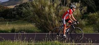 Rennrad-Routen in Andalusien
