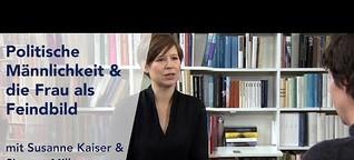 Wann ist ein Mann ein Mann? Susanne Kaiser über politische Männlichkeit | Suhrkamp DISKURS