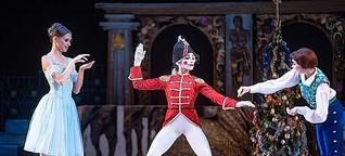 ♫ Der Nussknacker - Ballettaufführungen online und gratis [1]