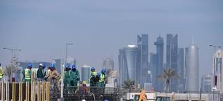 """Über 6500 WM-Tote sind für Katar """"ein kleiner Prozentsatz"""""""