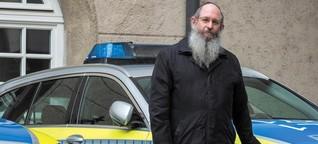 """Polizeirabbiner: """"Es ist ein Versuch"""""""