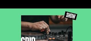 GRID - DJ MAGAZIN   #1