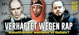 Politik vs. Rap: Warum Pablo Hasél, Oxxxymiron, Digga D & Co Stress mit dem Staat haben