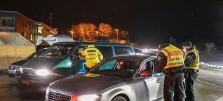 Verkehrssituation an deutsch-tschechischer Grenze beruhigt sich