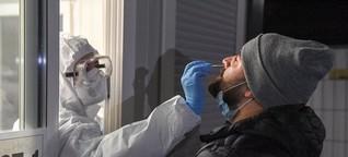 Für Grenzpendler gilt in Sachsen ab sofort Testpflicht auf Coronavirus