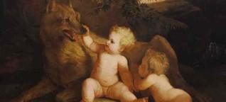 Romulus und Remus - Sage