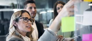 Über Geld spricht man doch: Wie Frauen ihr Gehalt besser verhandeln